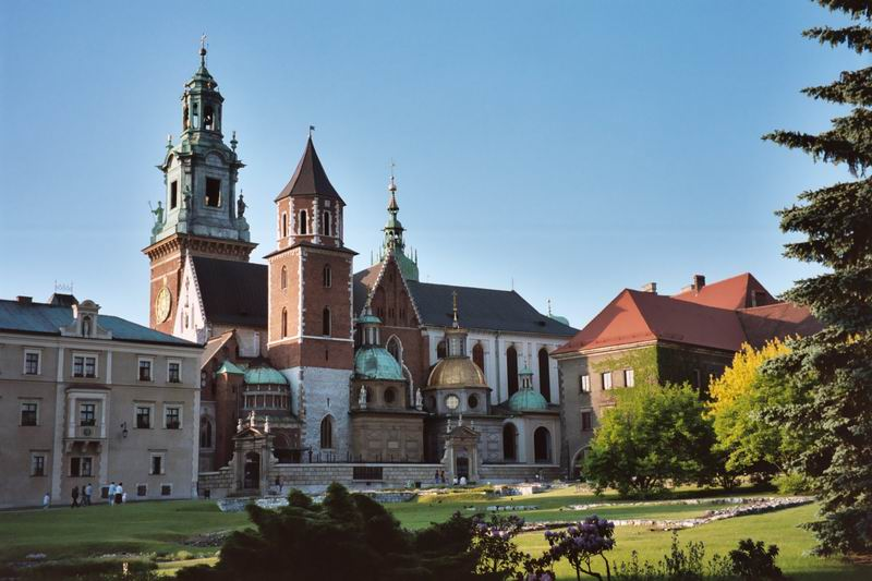 Fotoverslag polen 1 krakau auschwitz birkenau en wieliczka - Verblijf kathedraal ...