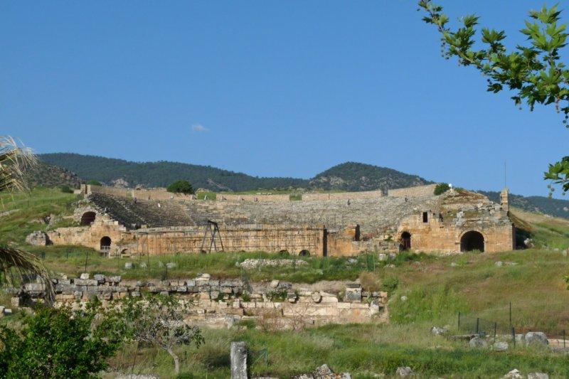 Hierapolis - Theater