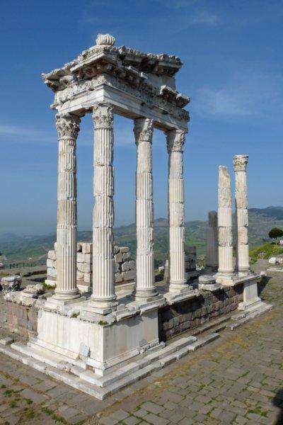 Pergamon - Acropolis